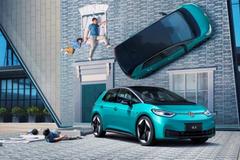 20万内纯电价值之选,品质乐趣纯电跨界车ID.3上市
