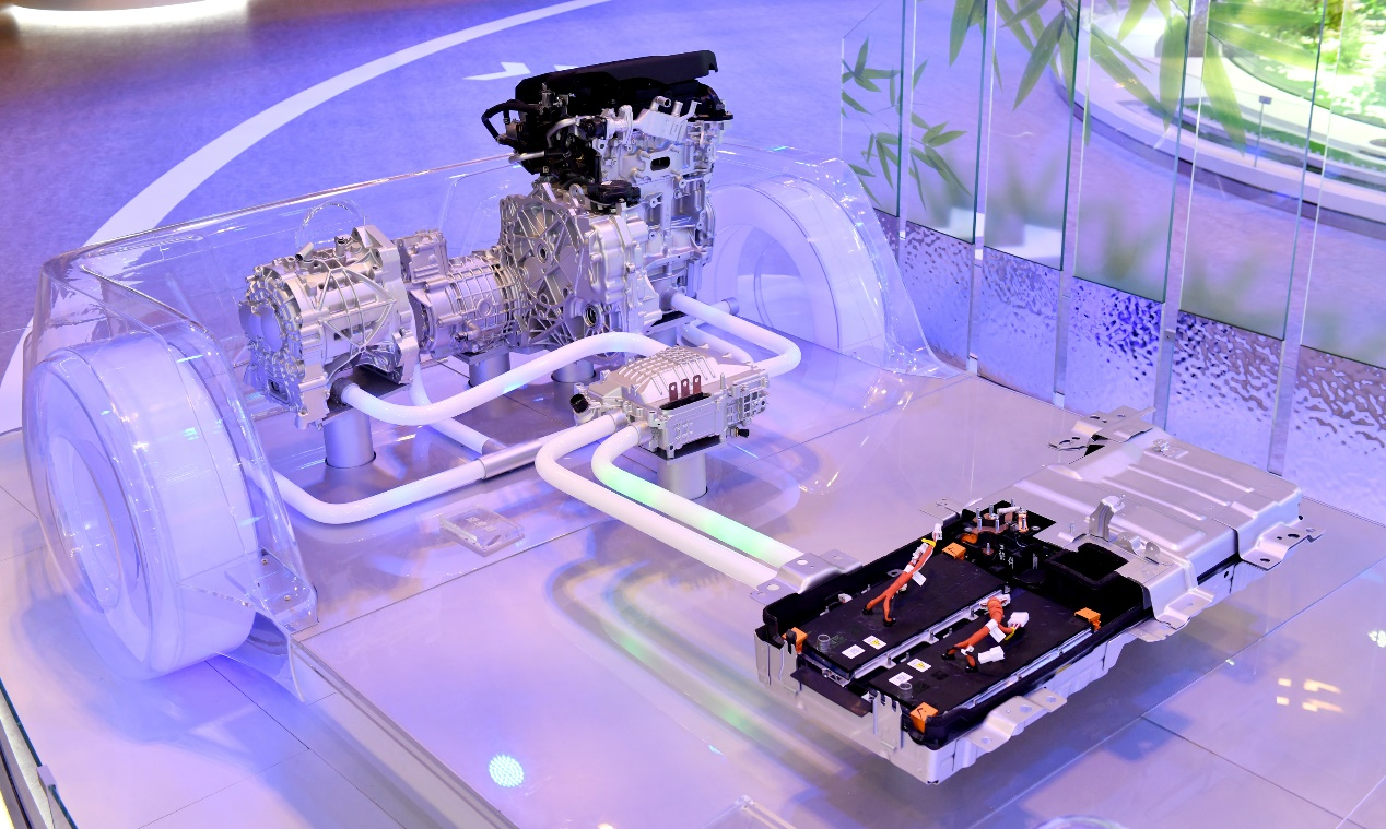 e-POWER中国首款车型亮相!东风日产电驱化普及的大棋局落子犀利