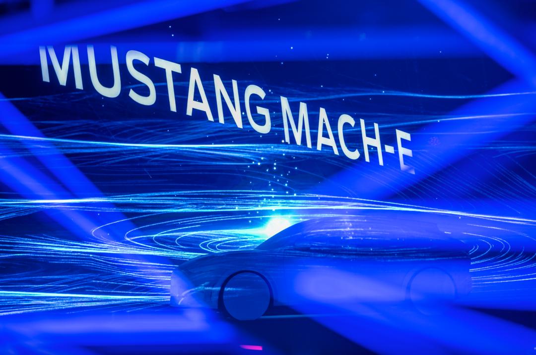 比Model Y更快!Mustang Mach-E GT到底有多香?